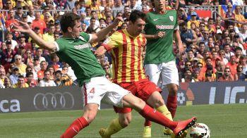 Barcelona si Bilbao provoaca mari controverse in Spania! Cum au aparut cele doua echipe la meciul de pe Nou Camp: