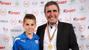 """Cat timp e Popescu acolo, eu nu merg la meciurile nationalei! Nici cand joaca fiul meu! Sufar si eu cum sufera si el!"""
