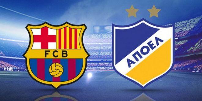 Barcelona 1-0 APOEL Nicosia | Pique a dat unicul gol al meciului dintr-o faza fixa, cipriotii au rezistat exemplar. Messi, anihilat