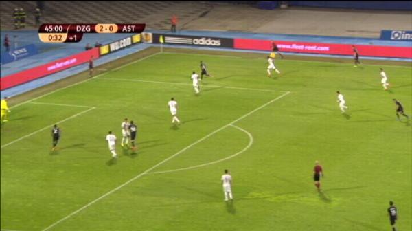 Soudani - al treilea gol