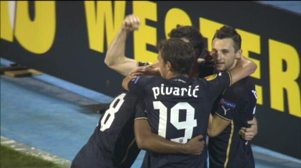 Henriquez - golul de 4-0