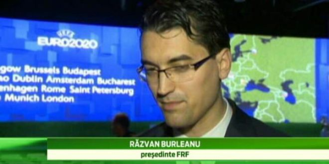 Obiectiv 2020: Romania trebuie sa fie la EURO! Anuntul lui Burleanu dupa ce Bucurestiul a luat 4 meciuri la turneul final
