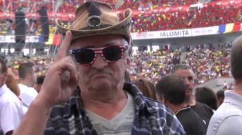 """Ati venit pentru Steaua sau Ponta?"" Replica geniala a acestui barbat in ziua care bate recordul de asistenta pe National Arena"