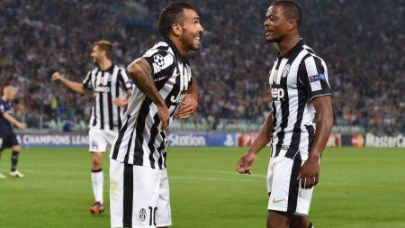 FAZA nebuna care a distrus-o pe AC Milan! Cum s-a bucurat Carlos Tevez pentru golul marcat in fata rivalei! VIDEO