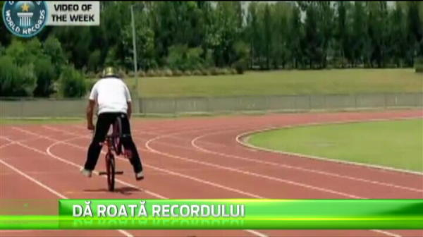 Omul care a vrut sa-l faca gelos pe Usain Bolt. Modul unic in care a reusit sa termine cursa de 100 metri viteza. VIDEO