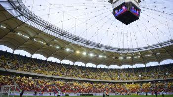 """""""Flacara ultravioleta"""" loveste National Arena! Romania isi ia adio de la problemele cu gazonul. Ce anunt a facut FRF"""