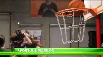 Cel mai nebun joc de baschet vazut vreodata! Cum s-a jucat :)