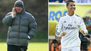 United pregateste transferul SECOLULUI! Ferguson l-a sunat pe Ronaldo! Dezvaluire INCENDIARA! De ce pleaca CR7 de la Real