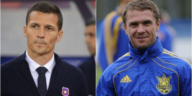 Ucrainienii vor sa MITRALIEZE Steaua la Kiev, Rebrov anunta:  Stim cum sa ii invingem  Antrenorul lui Dinamo a jucat si in 2006