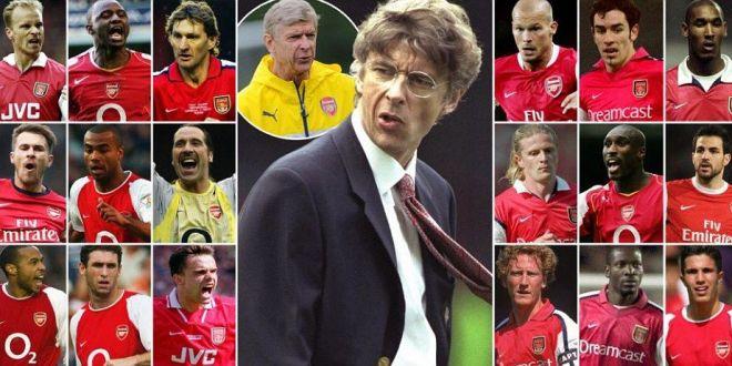 De la  Arsene WHO?  la  Le Professeur  FABULOS! Wenger, 18 ani pe banca lui Arsenal! Lista URIASA de jucatori descoperiti: