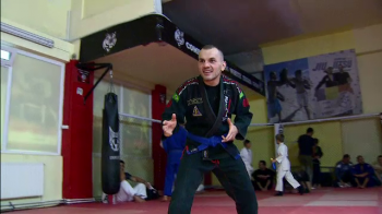"""Va facem gulas!"" Amenintarea lansata de Pitbull Atodiresei inainte de gala MMA din Moldova"
