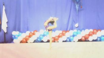 Ea va fi cea mai frumoasa gimnasta din istorie! Cum arata tanara care a cucerit milioane de oameni cu ochii ei. VIDEO
