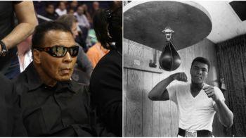 """Drama unui FENOMEN! Muhammad Ali trece prin momente critice, fostul campion """"nici nu mai poate vorbi"""""""