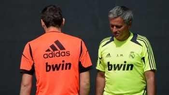 Mourinho ii mai da o lovitura lui Casillas! Chelsea si Real Madrid pregatesc o afacere de milioane