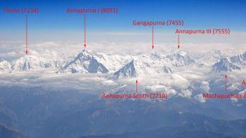 Tragedie in Himalaya, pe traseul incercat de Horia Colibasanu. 24 de alpinisti si ghizi au murit in urma unui viscol