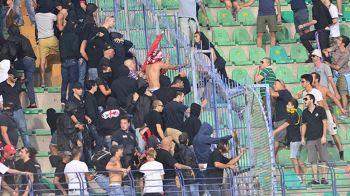 """""""ELECTROSOC"""" IN FOTBAL! Noua lege radicala propusa in Italia, pentru a opri violentele si coruptia de pe stadioane"""