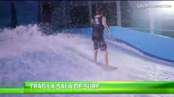 Ideea asta ar rupe TOT in Romania! Cum se poate face SURF in sala. SUPER VIDEO