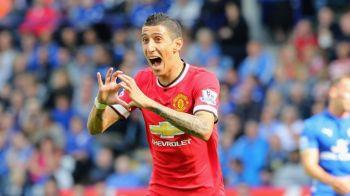 Manchester United a dat lovitura: Di Maria, cel mai valoros jucator din Premier League! Cum arata TOPUL cotelor din Anglia!