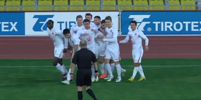 Ati auzit ce gol a dat Surdu? :) Romica e superstar in campionatul Moldovei dupa ce a dat un gol GENIAL! VIDEO