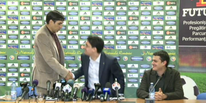 Razvan Burleanu si Victor Piturca, dati in judecata dupa rezilierea contractului selectionerului! De ce sunt acuzati