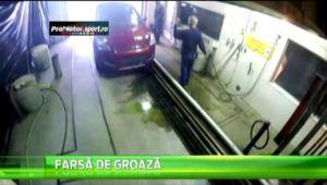Farsa INCREDIBILA: s-au dus la spalatorie si au fost atacati de ZOMBIE! Ce reactie au avut acesti oameni