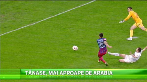 """Schimbare """"nume pe nume""""! Steaua il aduce pe Ibrahimovici de Romania in locul lui Cristi Tanase! Transferul e ca si rezolvat"""