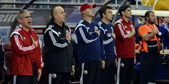 Unul dintre secunzii lui Piturca face anuntul asteptat de fani:  El va fi selectioner, asa se discuta pe holurile FRF