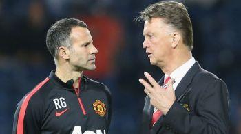 """""""Puteti sa spuneti ca sunt arogant, dar eu pot castiga titlul cu United sezonul asta!"""" Pariul nebun pe care il face Van Gaal:"""