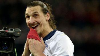 CADOU urias pentru Zlatan Ibrahimovic! A primit o masina de LUX, plus un milion de euro! Ce conduce la Paris: