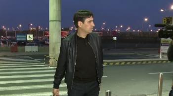 Piti a facut senzatie la plecarea la Al Ittihad! 'Doar mergem la arabi, NO?' :)) Achizitia cu care a venit pe aeroport! FOTO