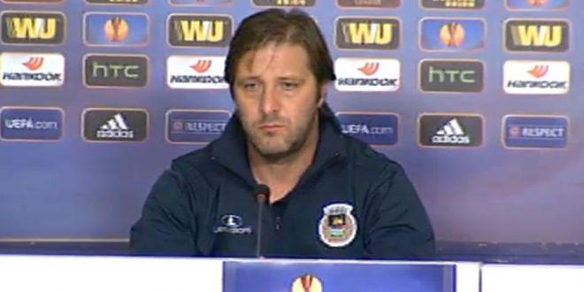 Noi nu suntem Aalborg si Steaua nu e Dinamo Kiev!  Cum e amenintata Steaua de Rio Ave inaintea meciului din Europa League