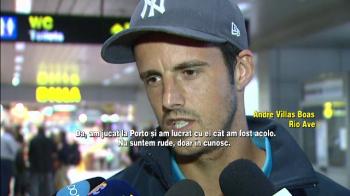 Cum s-a trezit Galca cu Andre Villas Boas pe National Arena la meciul cu Rio Ave. Cei 3 stelisti pe care portughezii au pus ochii