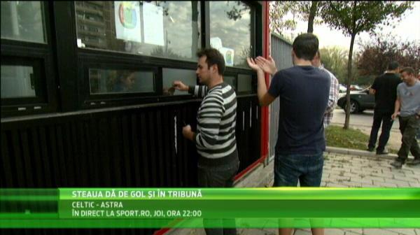 E GRAV: Steaua poate avea un numar foarte mic de fani cu Rio Ave! Cate bilete s-au vandut pana acum! VIDEO