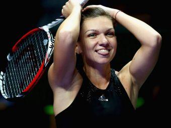Simona Halep, la un singur game de calificare! Calculele pentru accederea in semifinale la Turneul Campioanelor: