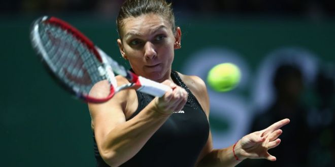 Simona a zdrobit-o pe Radwanska, 6-2, 6-2 si este in finala Turneului Campionilor! Duminica, 13:00 Simona Halep - Serena Williams