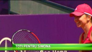 Gigi Becali a SUNAT-O pe Simona Halep in Singapore! Ce i-a spus patronul Stelei: