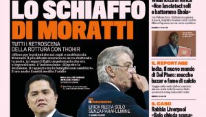 Miliardarul Thohir ramane doar cu Puscas :) Ce mai ramane din Inter dupa ce Moratti s-a despartit de club. O alta legenda pleaca