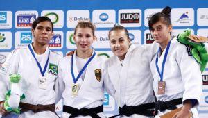 Argint pentru Romania la Mondialele de judo de la juniori. Performanta reusita de Larisa Florian