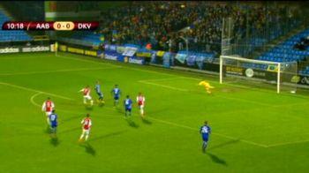 Umiliti de Steaua cu 0-6, danezii de la Aalborg s-au razbunat pe Dinamo Kiev! Grupa din Europa League a devenit una DE FOC: VIDEO