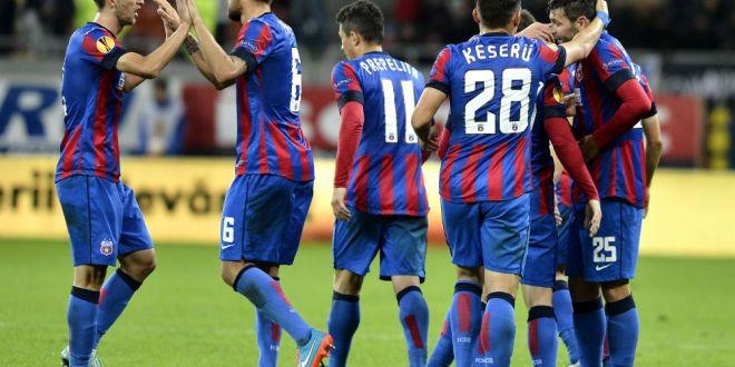 Steaua DOMINA Europa League! Recordurile stabilite de campioni in acest sezon!