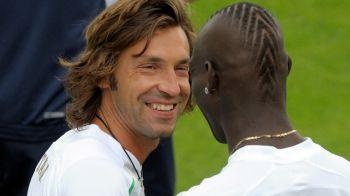 """Declaratia dementiala a lui Pirlo! Cum poate fi salvat Balotelli de Liverpool: """"Mario are nevoie de iubire"""" :)"""