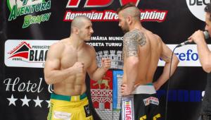 Primul roman care are sanse sa ajunga in UFC se va bate in gala MMA de la Sibiu, in direct la Sport.ro, luni, de la ora 21! VIDEO