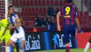 Suarez si-a aratat GENIUL la Barcelona! A ametit un adversar si i-a dat o pasa MAGNIFICA lui Pique! Barca, victorie la penalty-uri