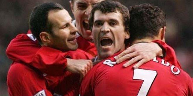 Un simbol al fotbalului recunoaste:  Beam de rupeam cand m-am transferat la Manchester United!  Ce i-a spus Ferguson cand a aflat