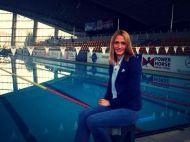 Camelia Potec inaugureaza noul bazin Olimpia! Fosta campioana olimpica ii va premia pe copii! FOTO