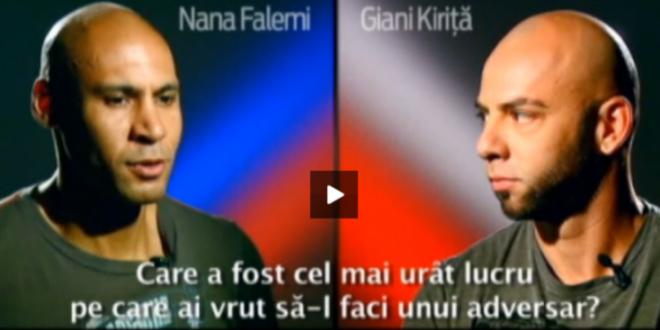 VISURI LA CHEI :) Binterviu de senzatie cu Falemi si Kirita inainte de derby:  Cand o sa ajunga Dinamo in Champions League?