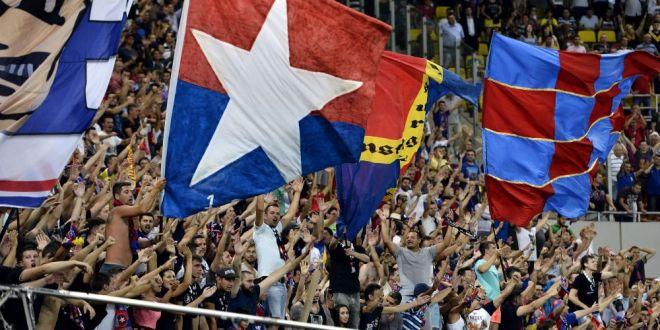 Steaua - Dinamo provoaca multe conflicte intre prieteni. Nici familiile nu sunt linistite la derby! VIDEO