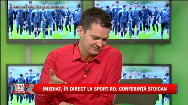 "Sorin Paraschiv: ""Steaua este favorita"""