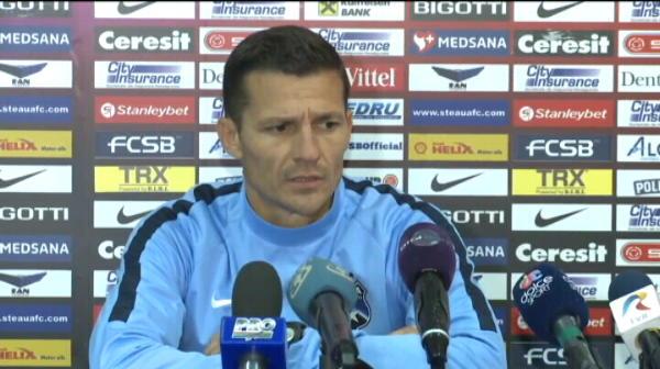 """Costel Galca vorbeste despre Derby: """"Eu nu am nimic, niciuna!"""" Ce ii 'lipseste' lui Galca inainte de meciul cu Dinamo:"""