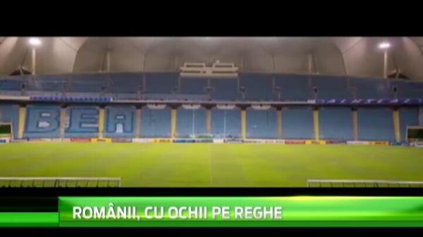 FABULOS! Arabii pregatesc un spectacol nemaivazut la finala Ligii Campionilor! COREGRAFIE speciala pentru Reghe pe stadion. VIDEO